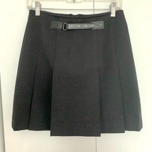Burberry Brit Black Pleated Skirt